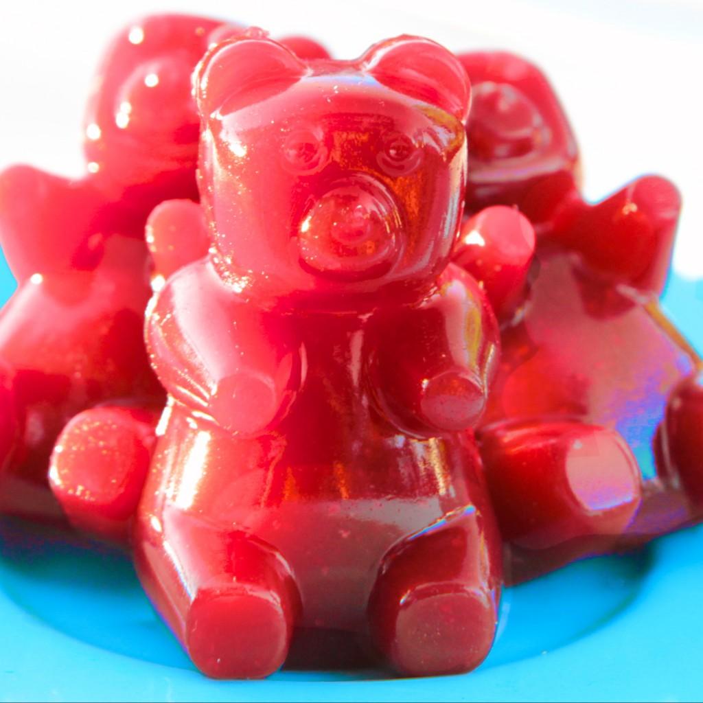 Healthy Homemade Gummy Bears
